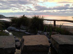 Three Stone view pool