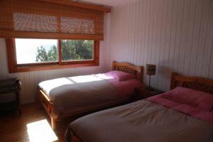 Twin B room south